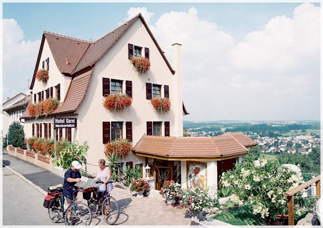 Hotel Neckarblick Bad Wimpfen Baden-Württemberg